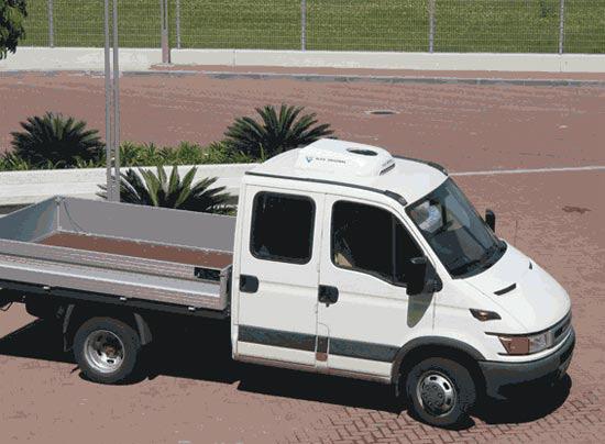 Ugradnja klimatizacijskih uređaja u dostavna i kombi vozila